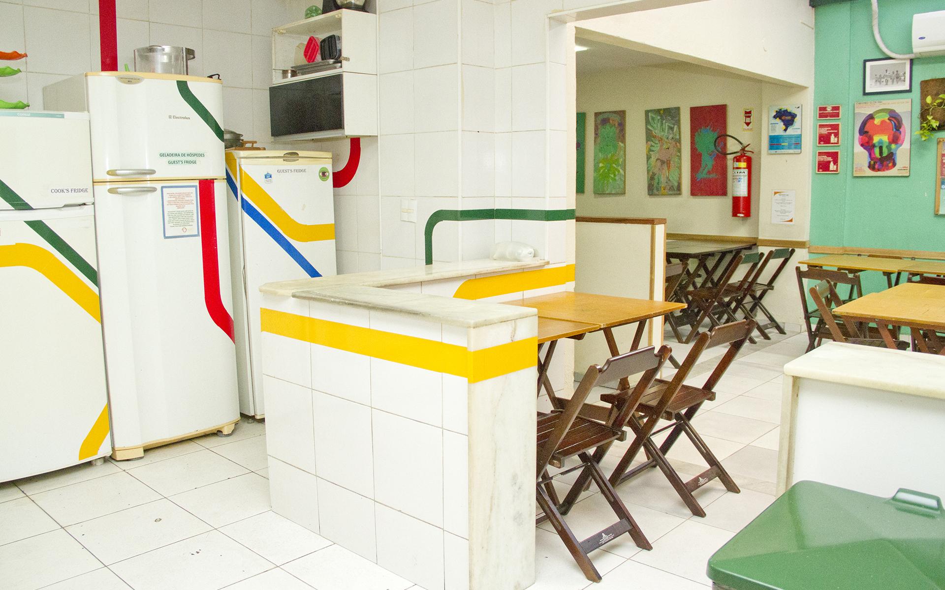 El Misti Hostel Rio