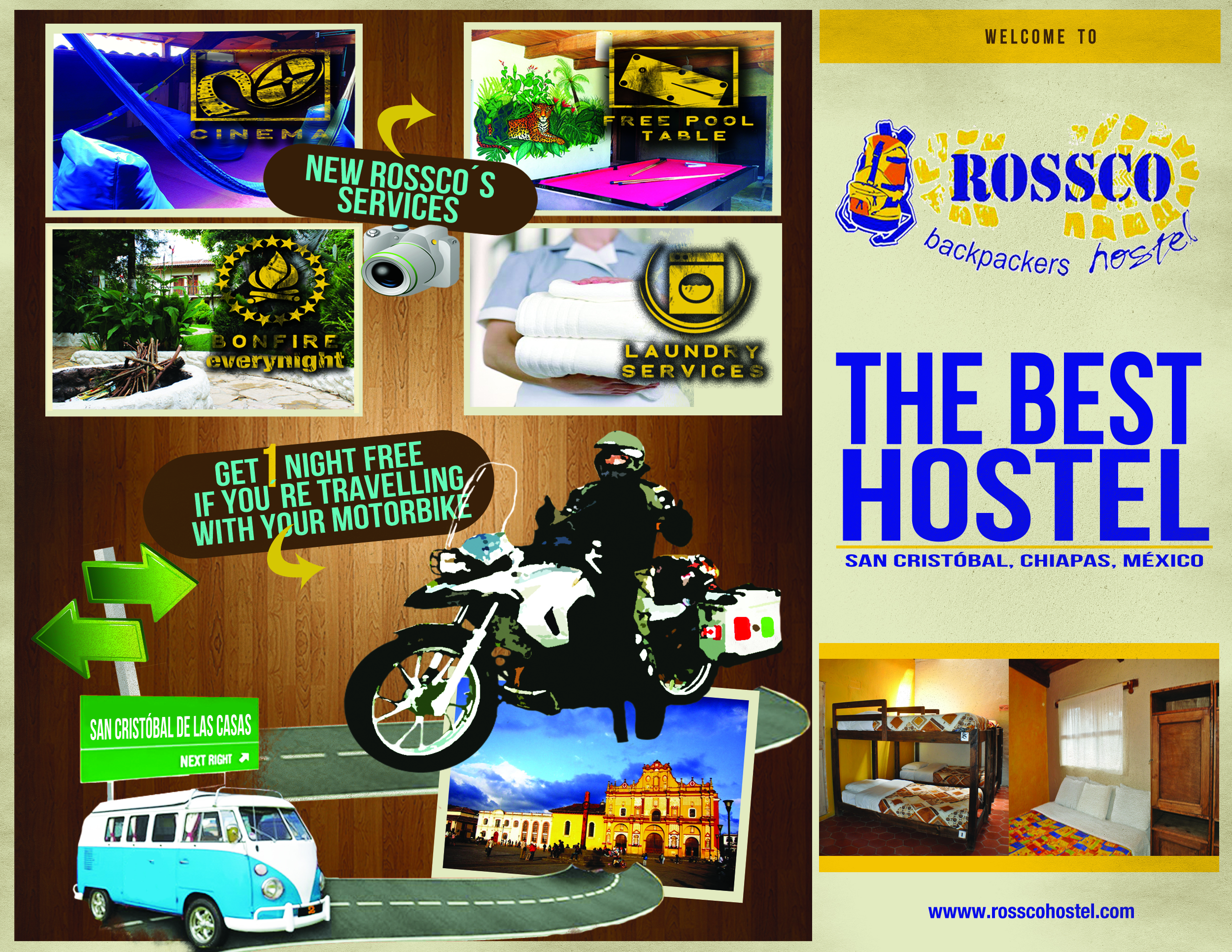 Rossco Backpackers Hostel