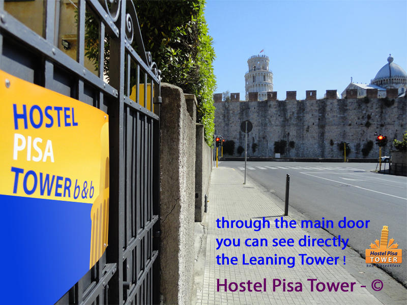 Hostel Pisa Tower