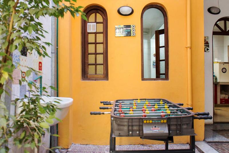Play Hostel Buenos Aires