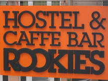 Hostel & Cafe Bar Rookies
