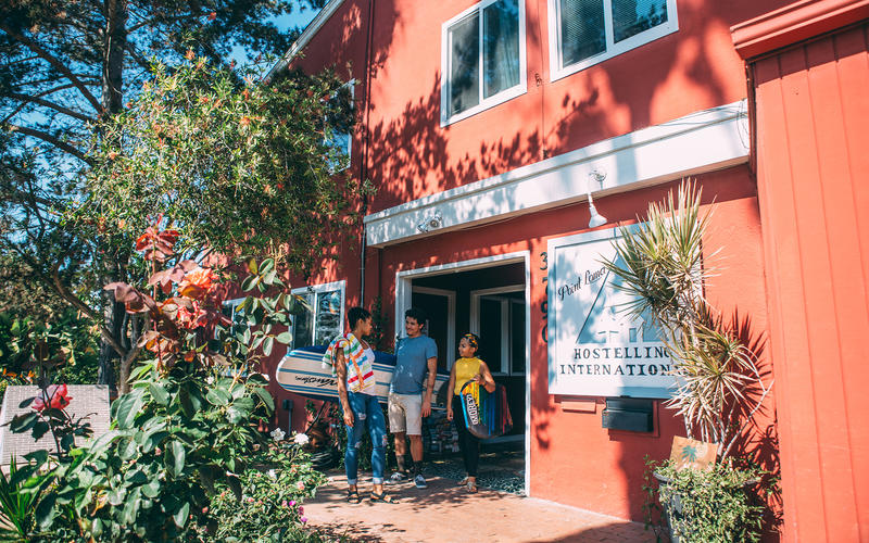 Hostelling International San Diego, Point Loma