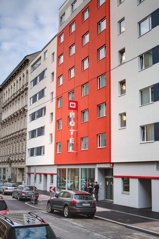 HOSTEL - MEININGER Vienna Downtown Franz