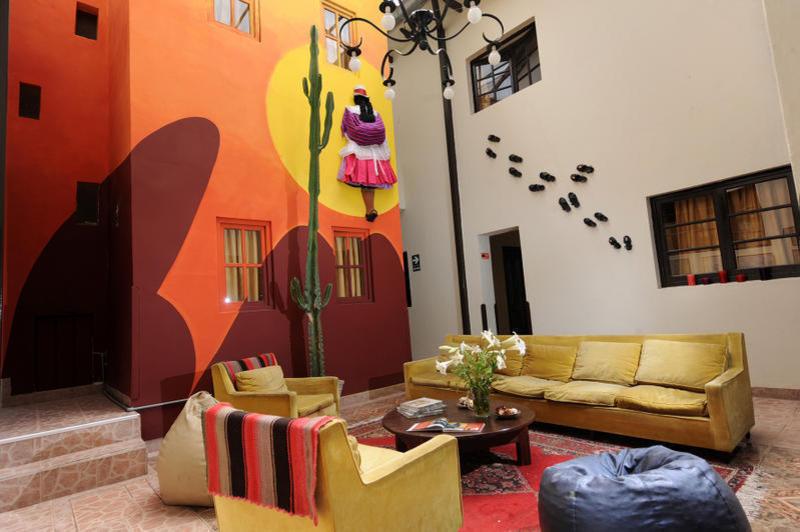 HOSTEL - Mama Simona Hostel – Cusco