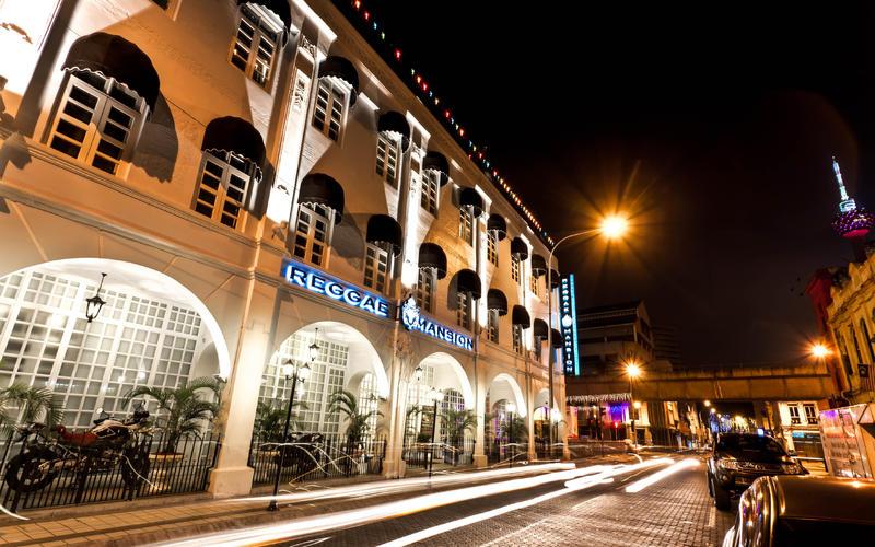 Reggae Mansion Kuala Lumpur