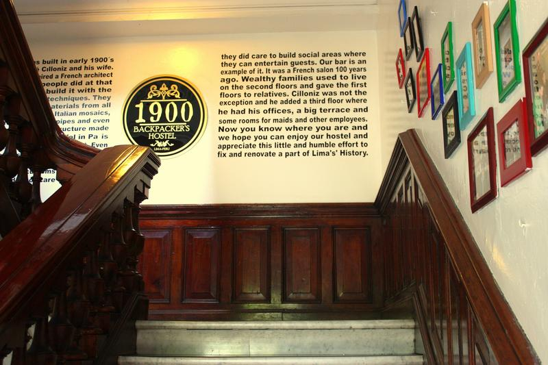 1900 Backpackers Hostel