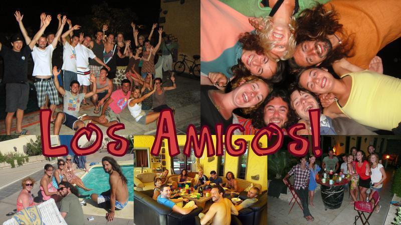 Los Amigos Backpackers Hostel