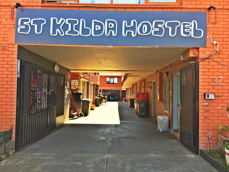 Home Travellers Motel- St Kilda