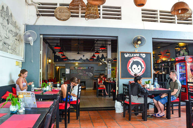 HOSTEL - Mad Monkey Phnom Penh