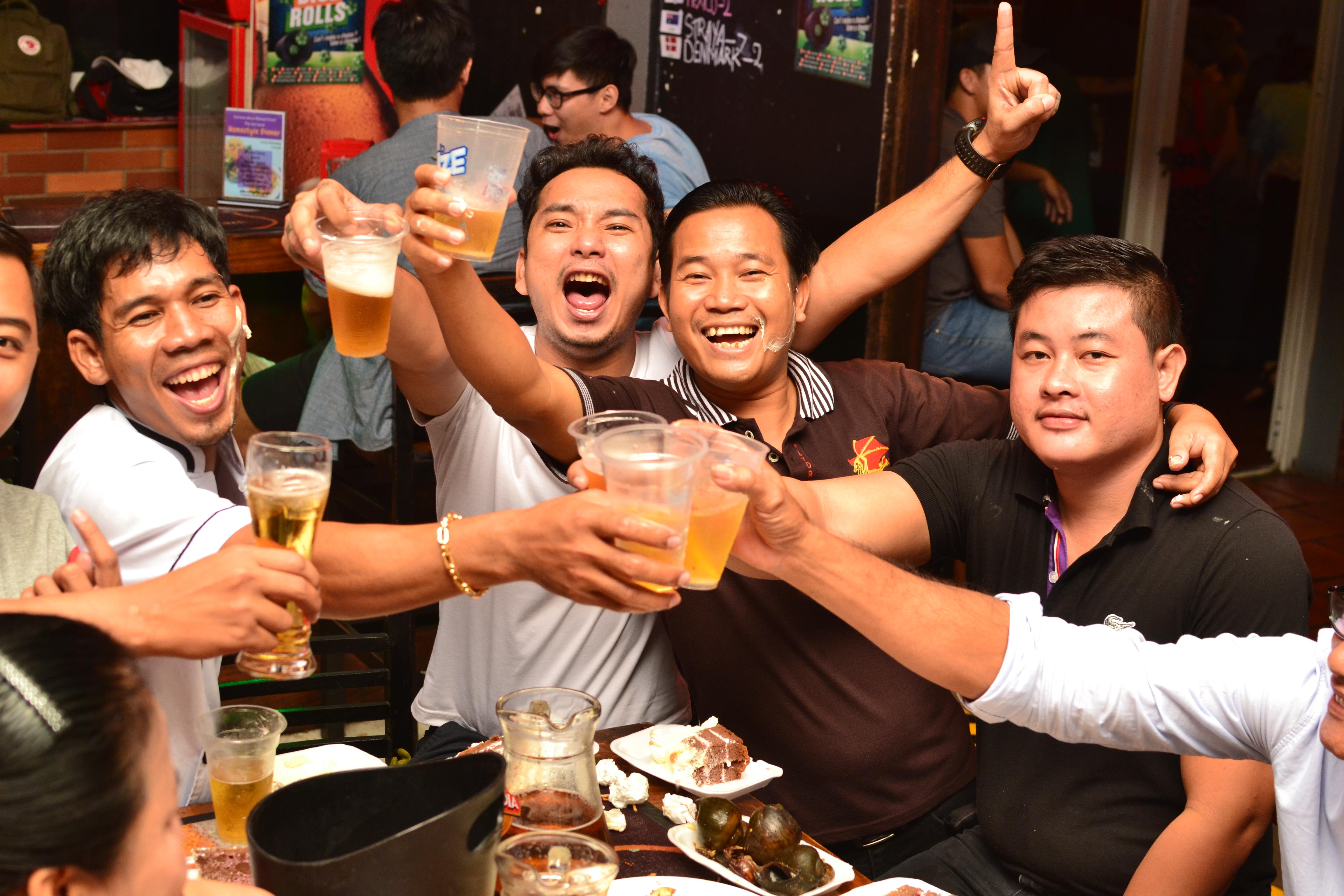 Mad Monkey Phnom Penh