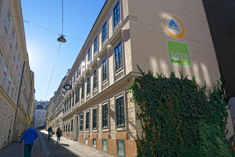 HOSTEL - Hostel Wien - Myrthengasse (HI)