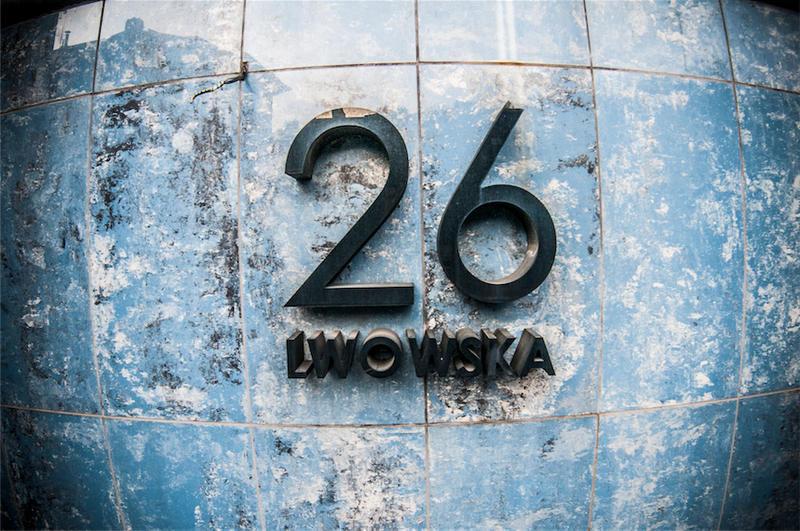 #Lwowska26 Hostel