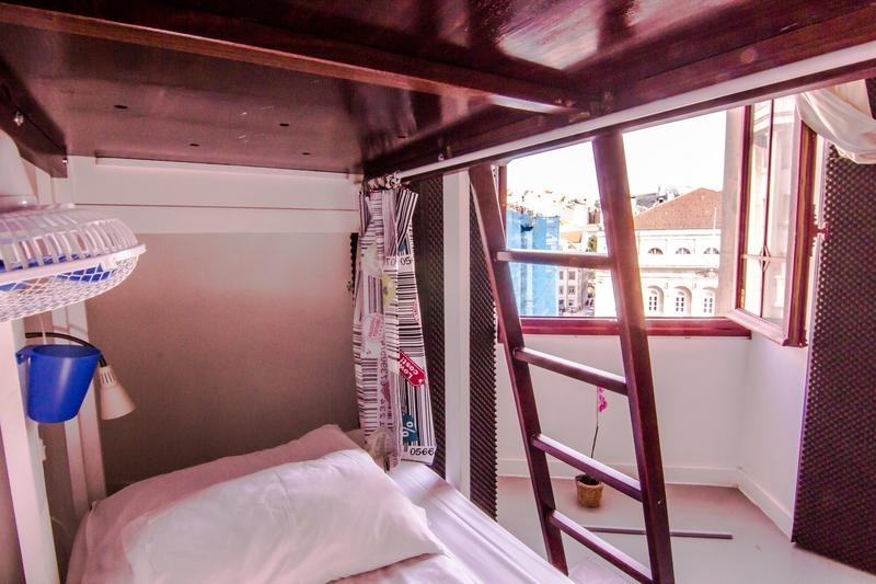 Lisbon Destination Hostel