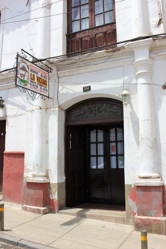Casa de Huespedes La Vicuña