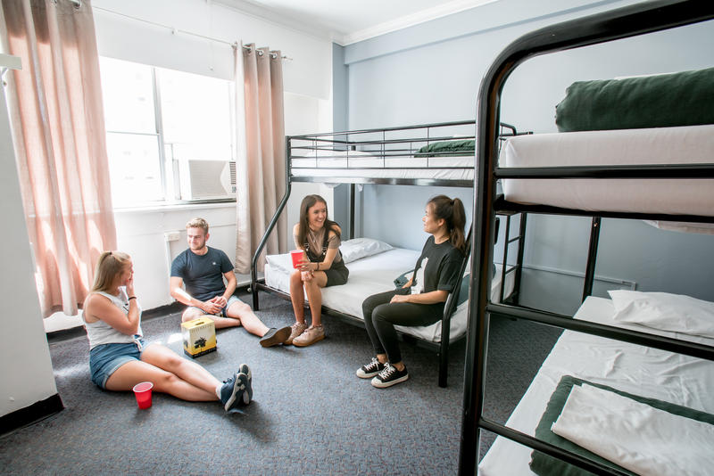 HOSTEL - Westend Backpackers
