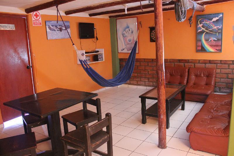 Andescamp Hostel