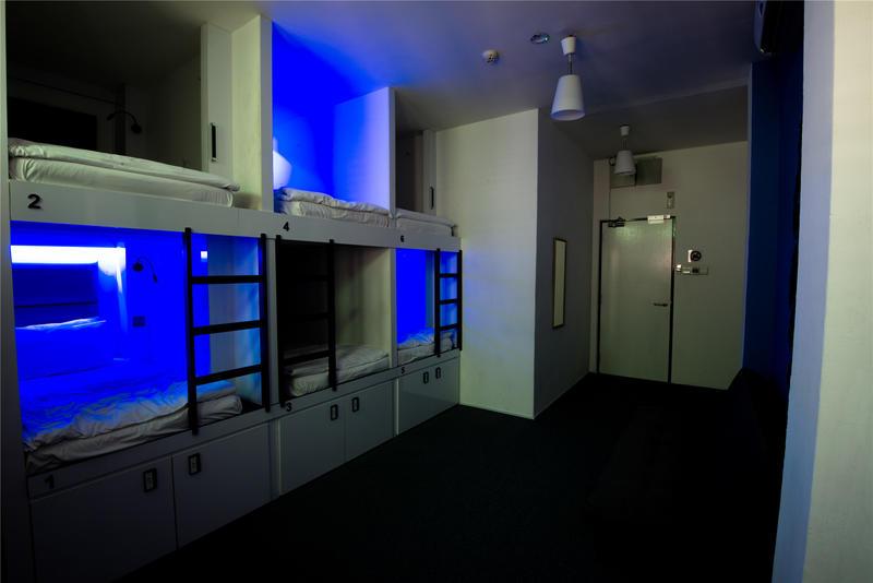HOSTEL - Wink Capsule Hostel