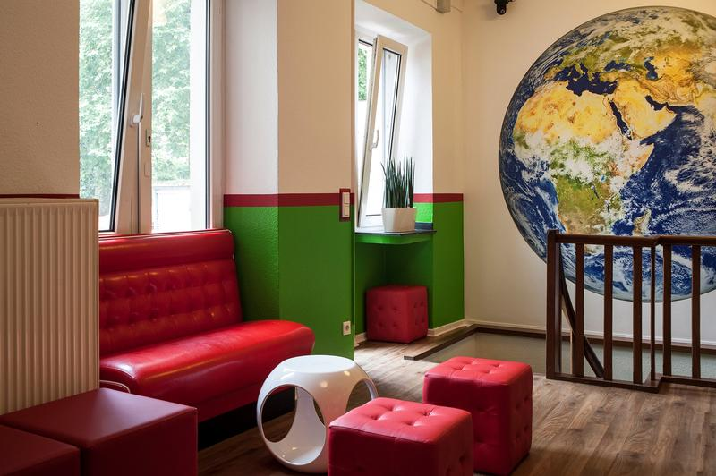 HOSTEL - Backpackers-Duesseldorf