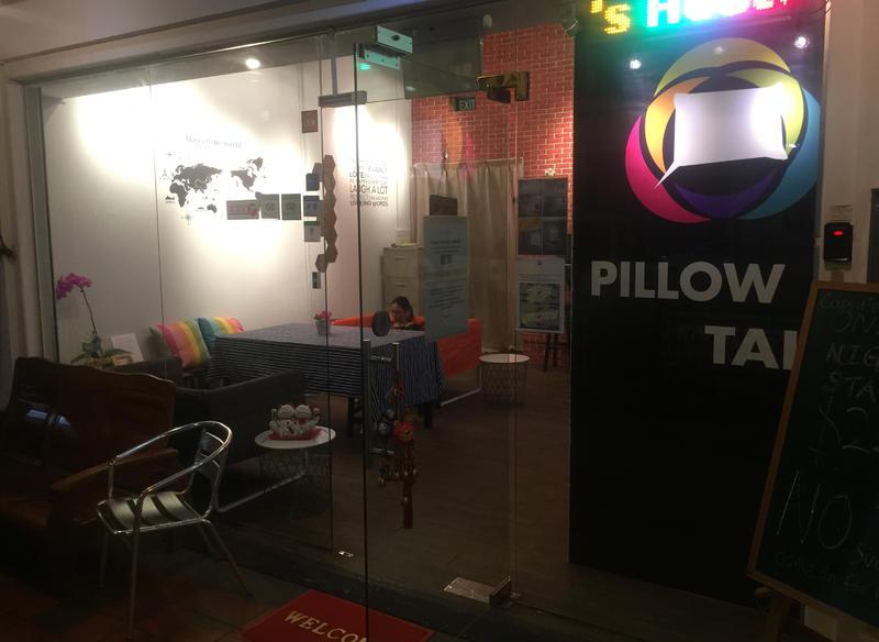 HOSTEL - Pillow.Talk Backpackers Hostel