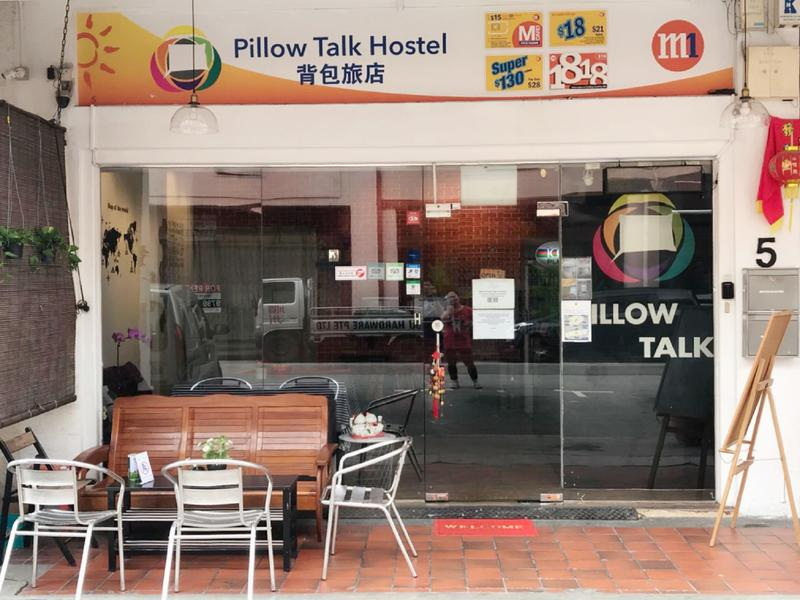 Pillow.Talk Backpackers Hostel