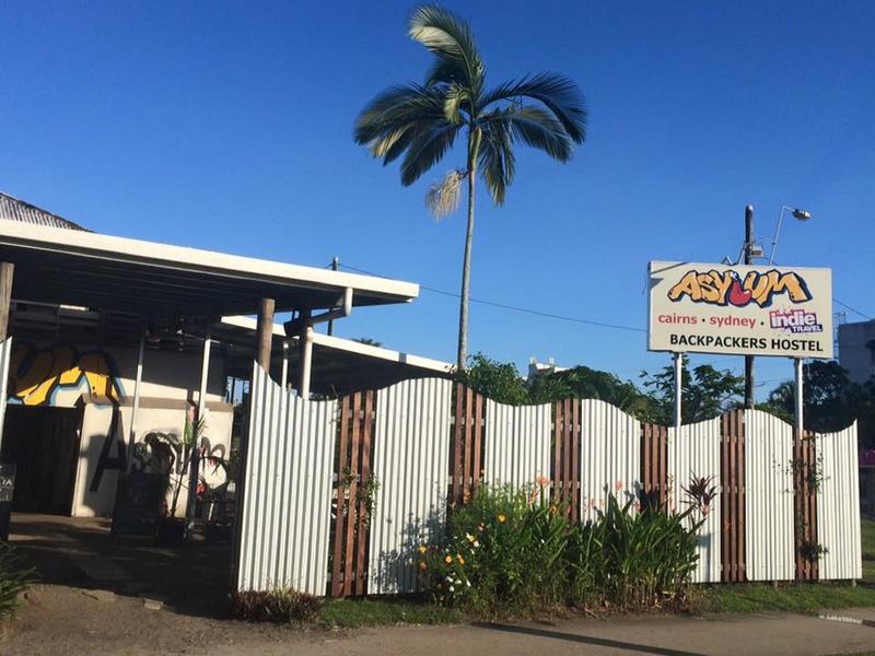 Asylum Cairns
