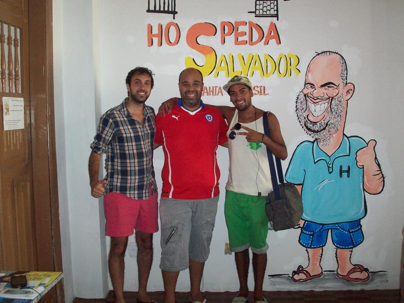 HospedaSalvador