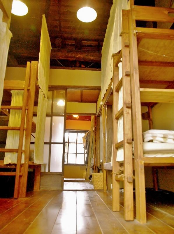 Small World Guesthouse in Kyoto