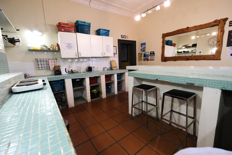 HOSTEL - Cape Town Backpackers