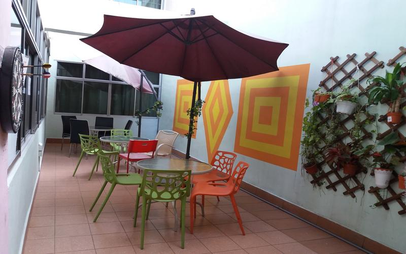HOSTEL - Backpackers@SG