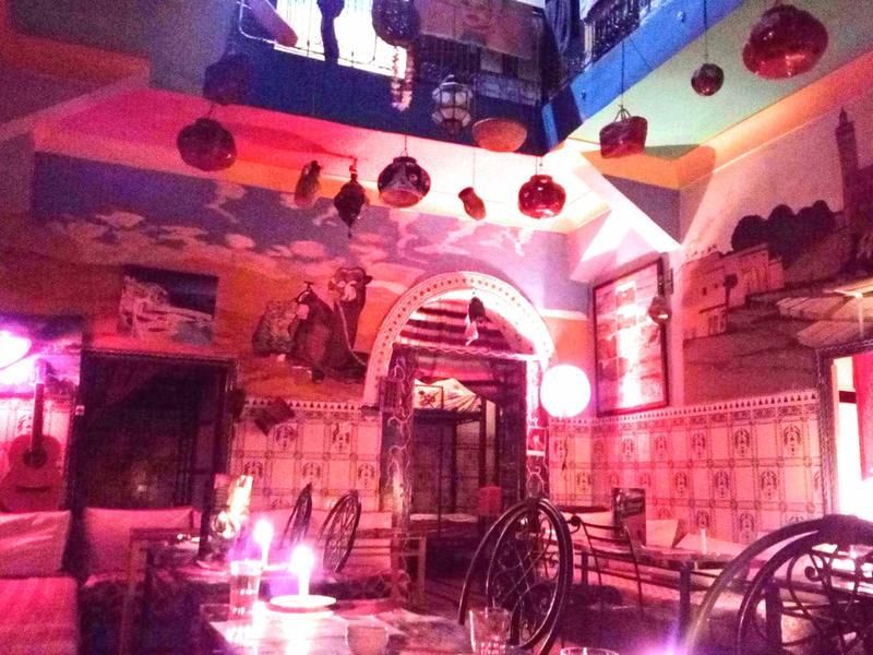 HOSTEL - Hostel Waka Waka, Marrakech
