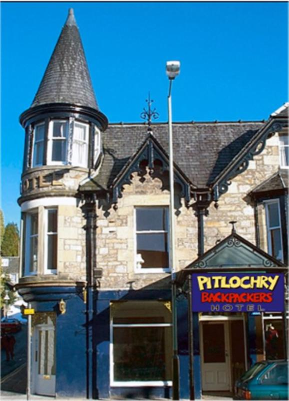 Pitlochry Backpackers
