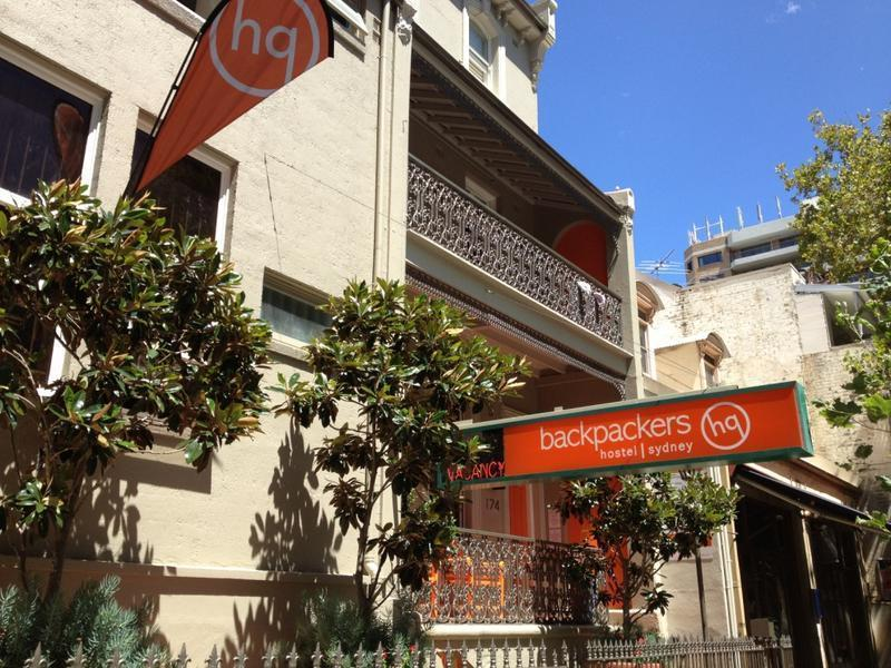 HOSTEL - Backpackers HQ