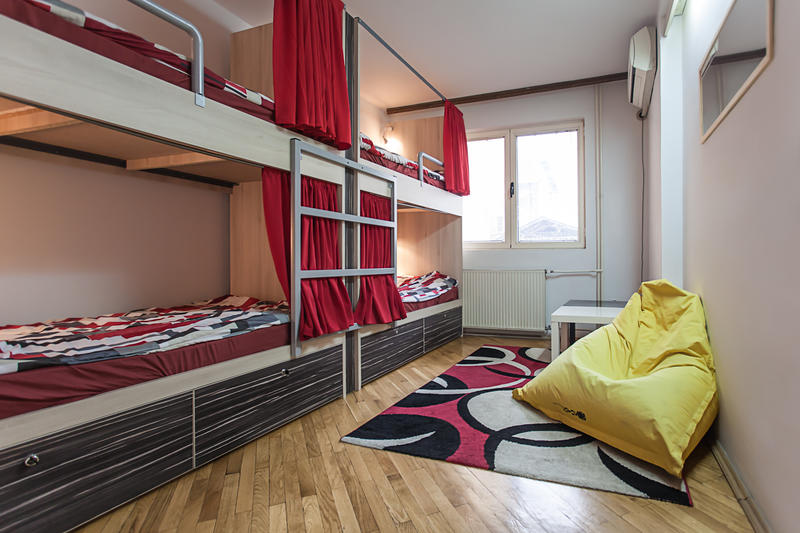 HOSTEL - Urban Hostel & Apartments