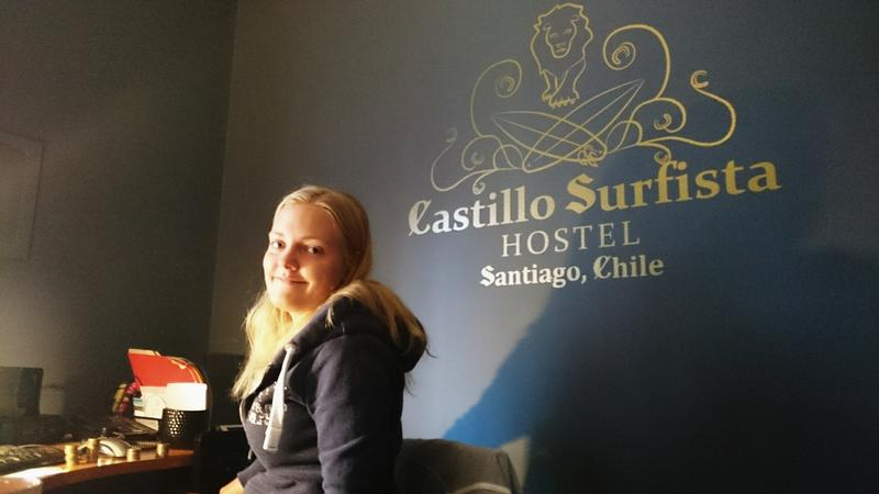 Castillo Surfista Hostel