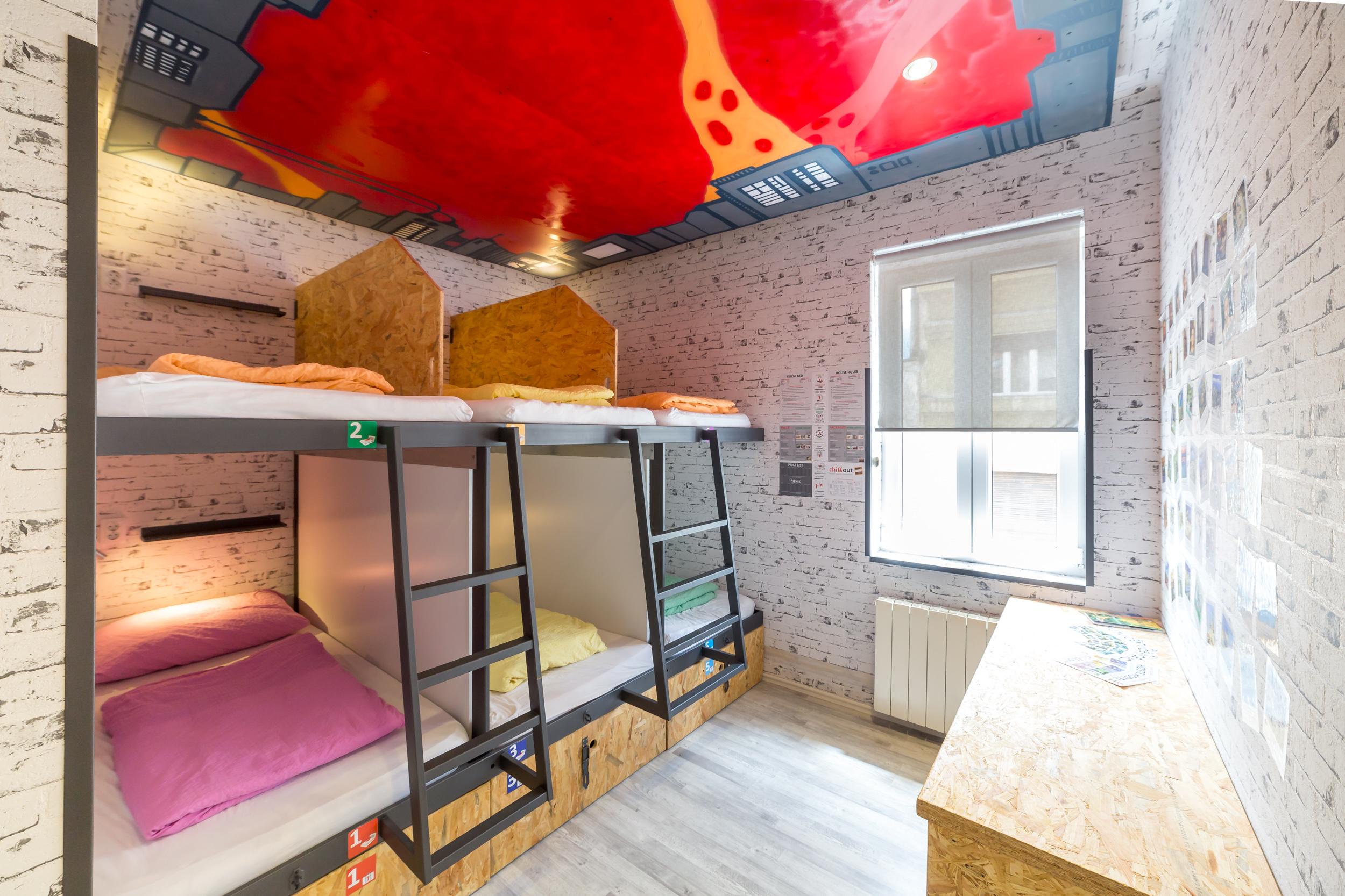 HOSTEL - Chillout Hostel Zagreb
