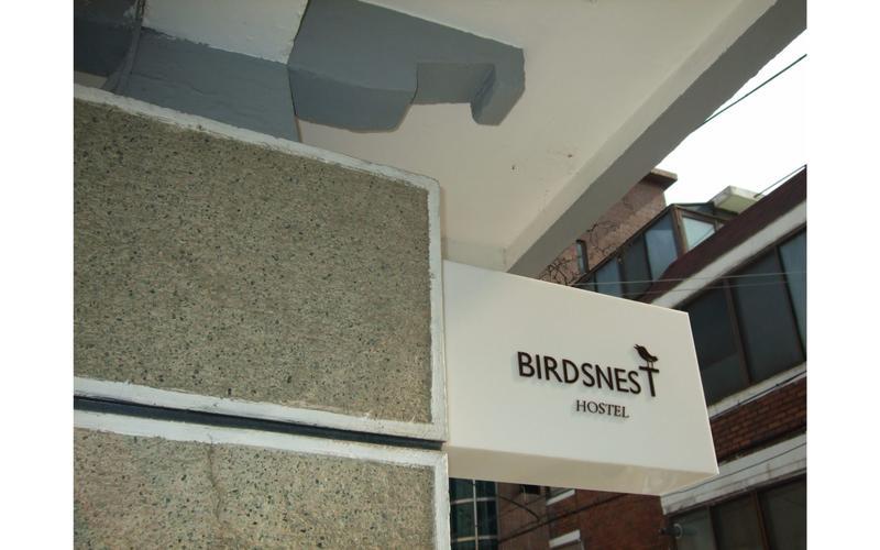 Hongdae Birdsnest Hostel
