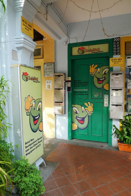 HOSTEL - Betel Box Backpacker Hostel