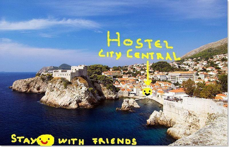 Hostel City Central Old Town