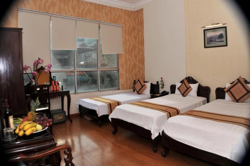 HOSTEL - Hanoi City Hostel