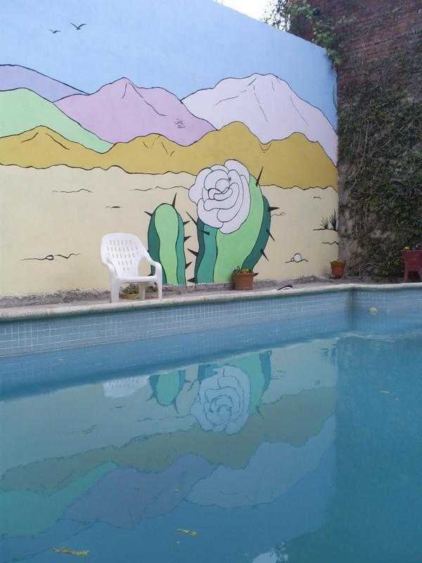 Hostel EL Palo Santo
