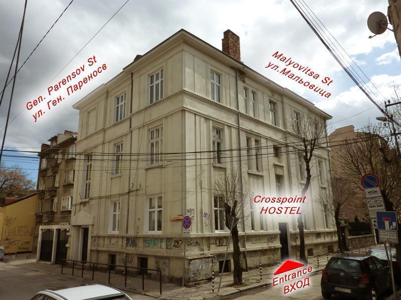 HOSTEL - Crosspoint Sofia Hostel