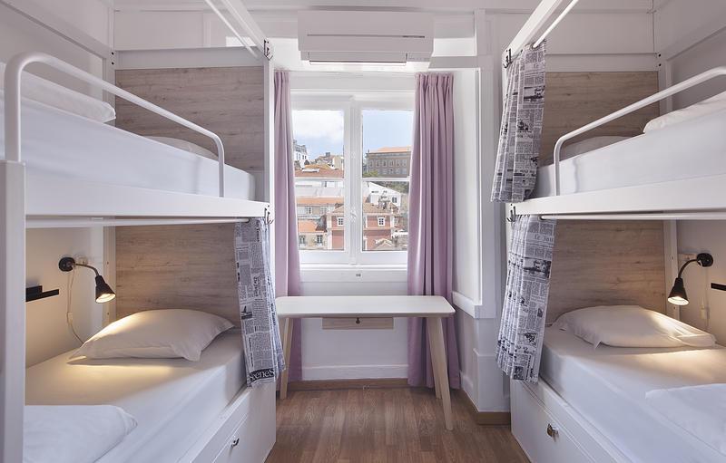 HOSTEL - Goodmorning Lisbon Hostel