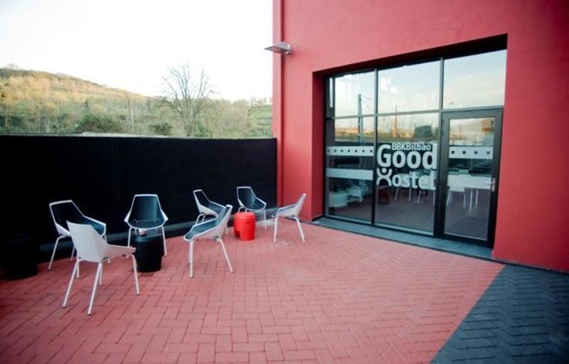 BBK Bilbao Good Hostel