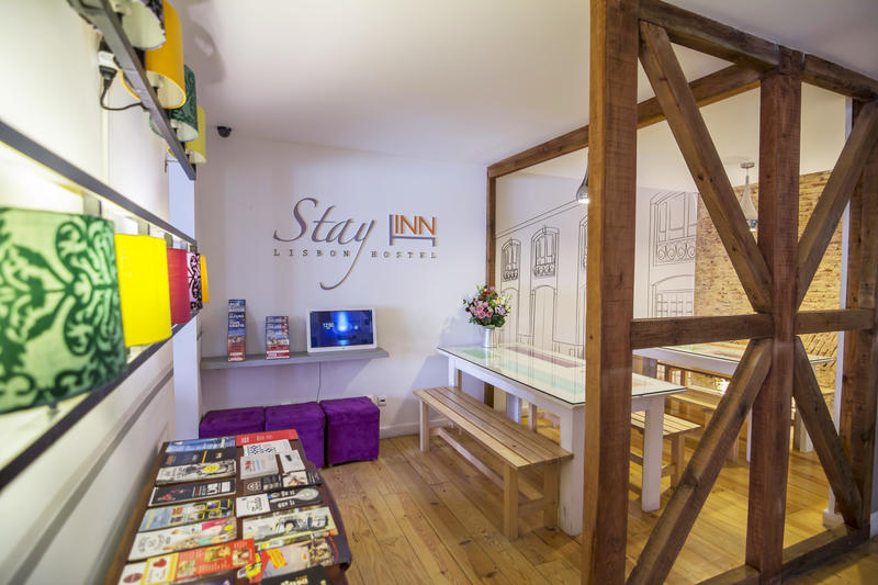 Stay Inn Lisbon Hostel