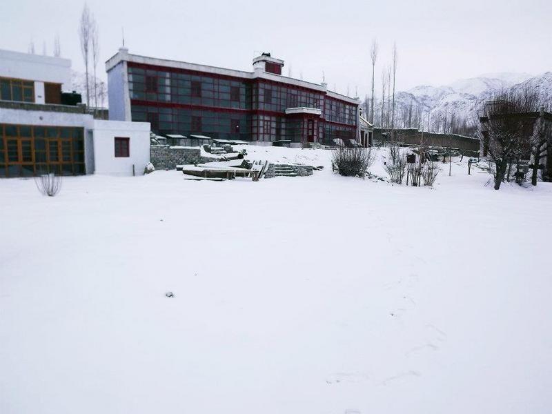 Ecology Hostel