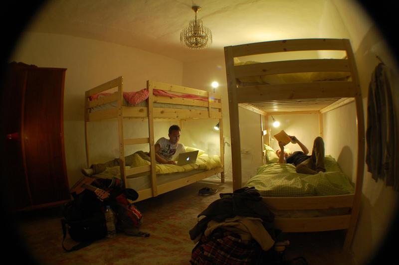El Warung Cave Hostel