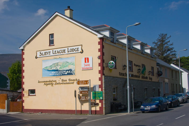 Slieve League Lodge