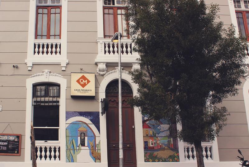 HOSTEL - Hotel & Hostel Casa Mosaico