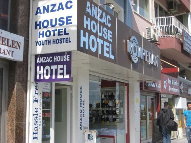 Hostel Anzac House