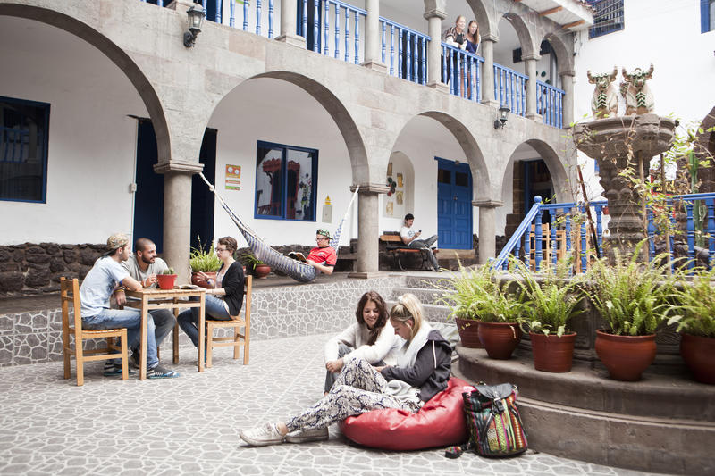 HOSTEL - Milhouse Hostel Cusco